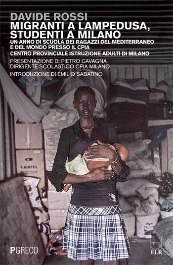 Migranti a Lampedusa, studenti a Milano