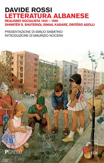 Letteratura albanese. Realismo socialista 1945-1990