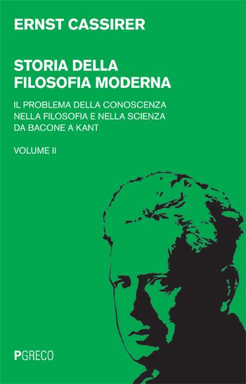 Storia della filosofia moderna vol.II
