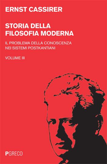 Storia della filosofia moderna vol.III